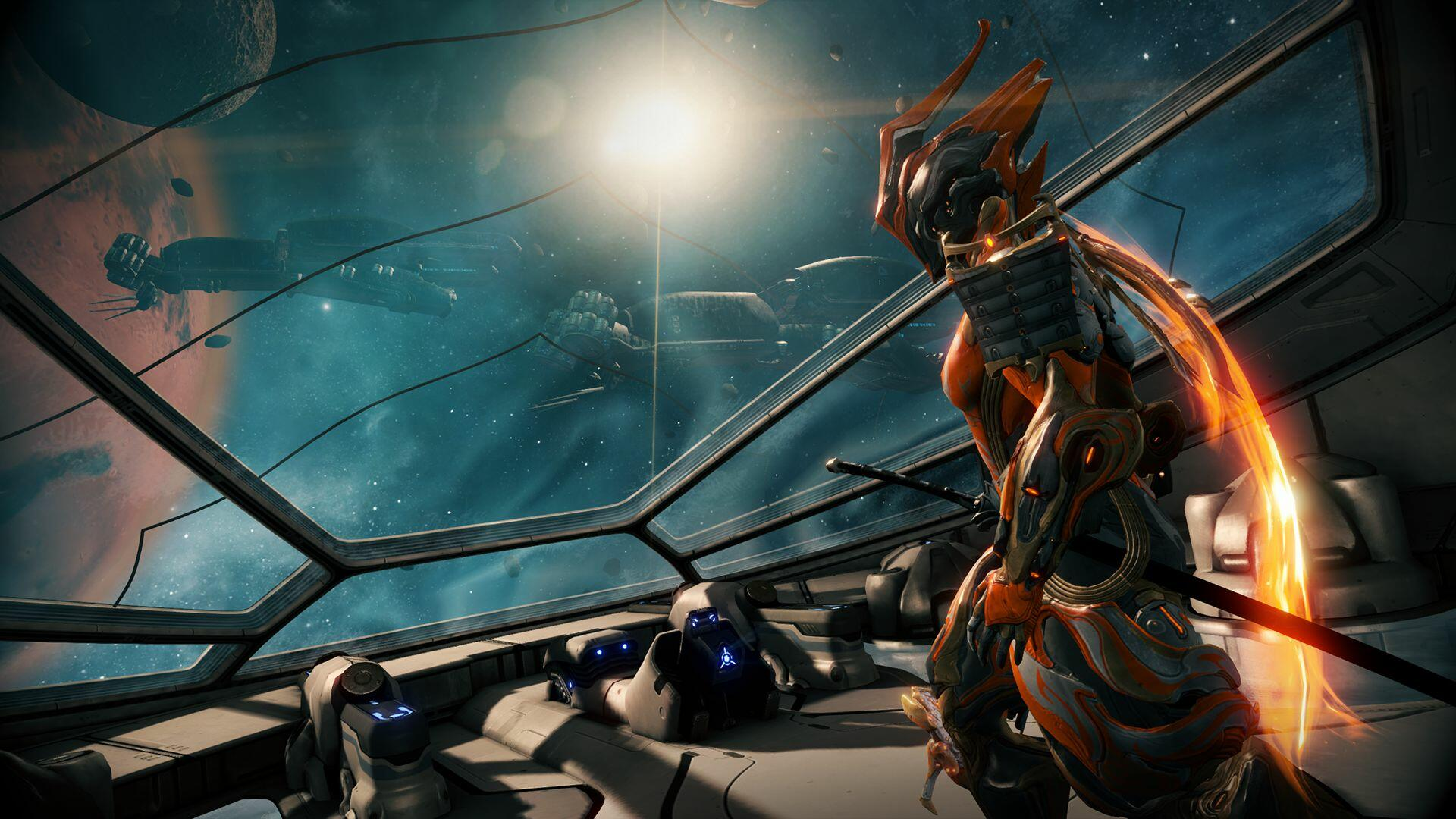 "Warframe COO Says Development Is ""A Marathon, Not A Sprint"""