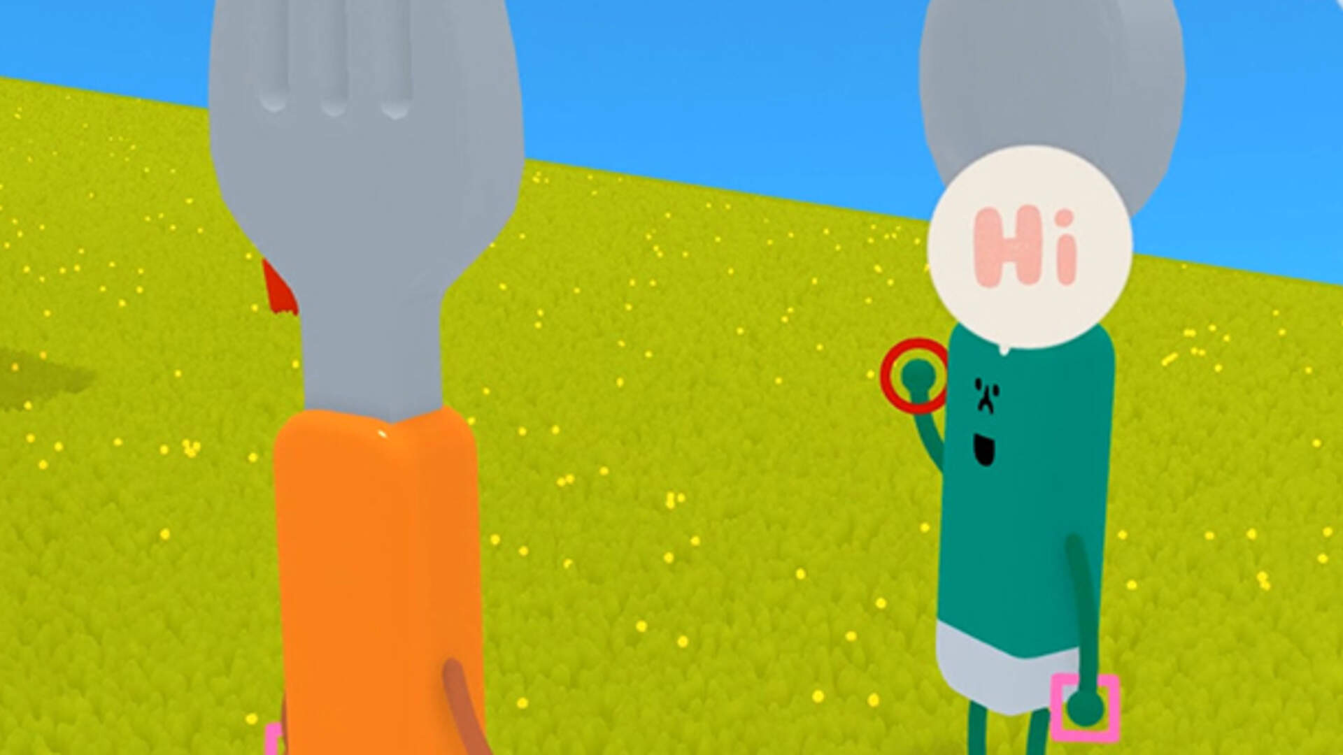 Keita Takahashi on Wattam and the Superfluousness of Video Games