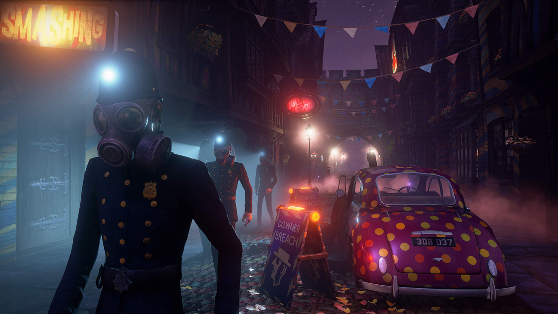 "Microsoft Has Told We Happy Few Dev to ""Keep Making Really Weird"" Games"