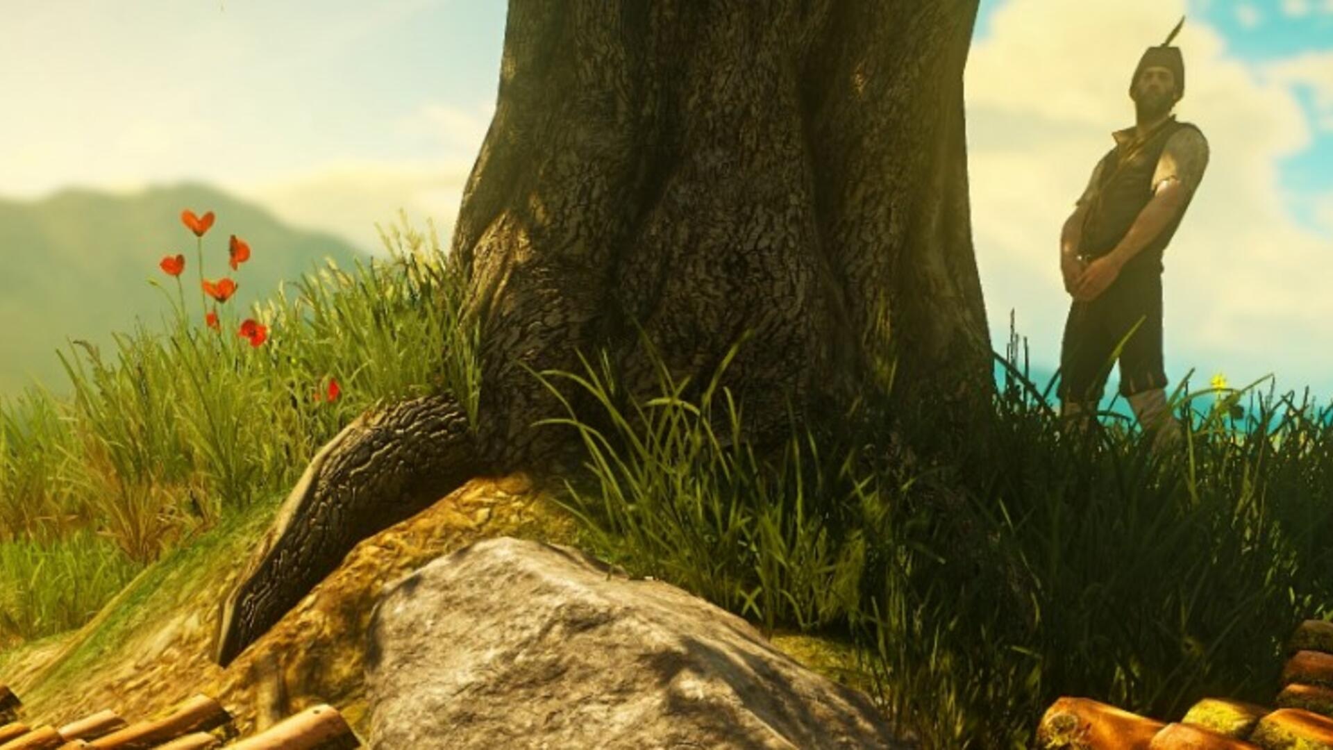 The Witcher 3 HD Rework Mod Gives the Game's Graphics a Big