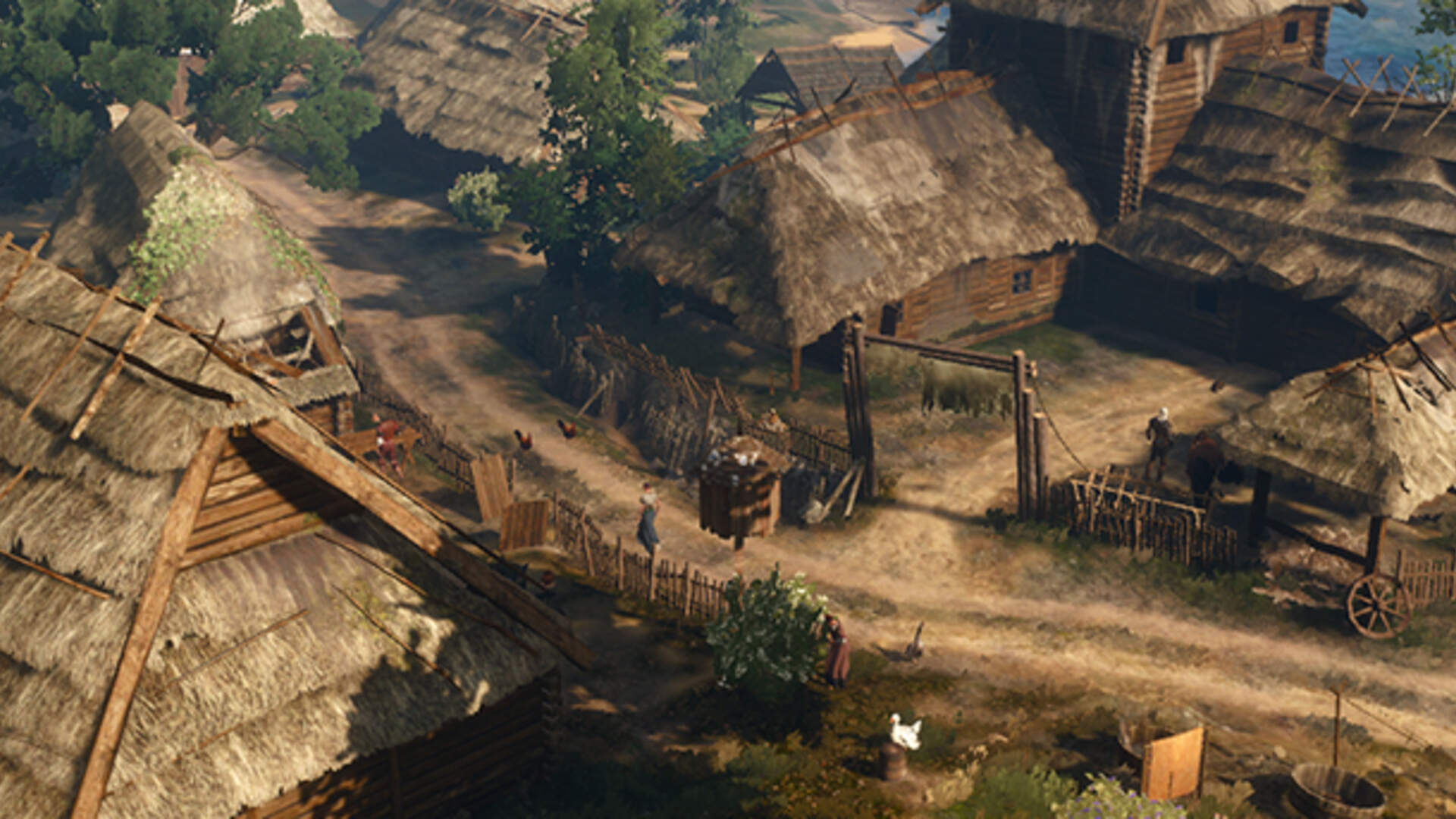How White Orchard Brilliantly Sets the Stage for Everything to Come in The Witcher 3