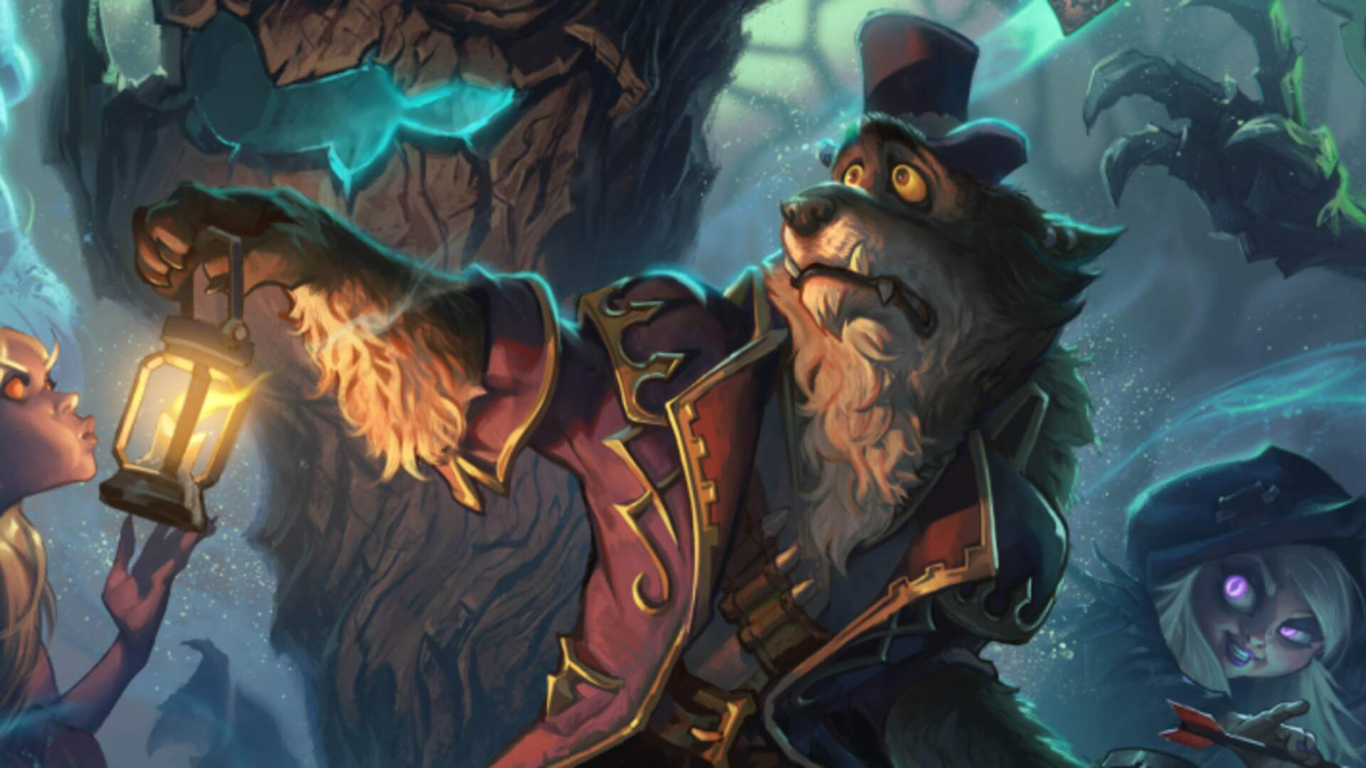 Hearthstone's New Expansion The Witchwood is Out Now