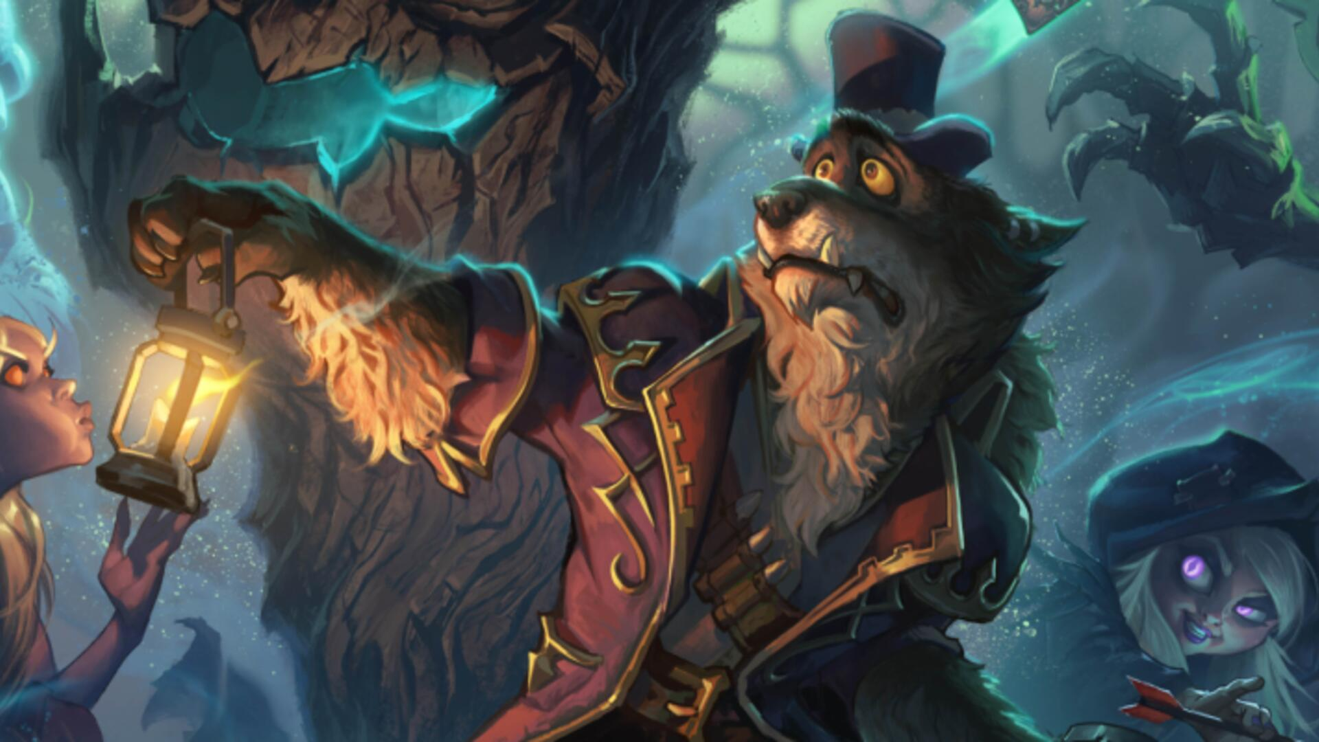 New Hearthstone Expansion, The Witchwood, Releases Next Week