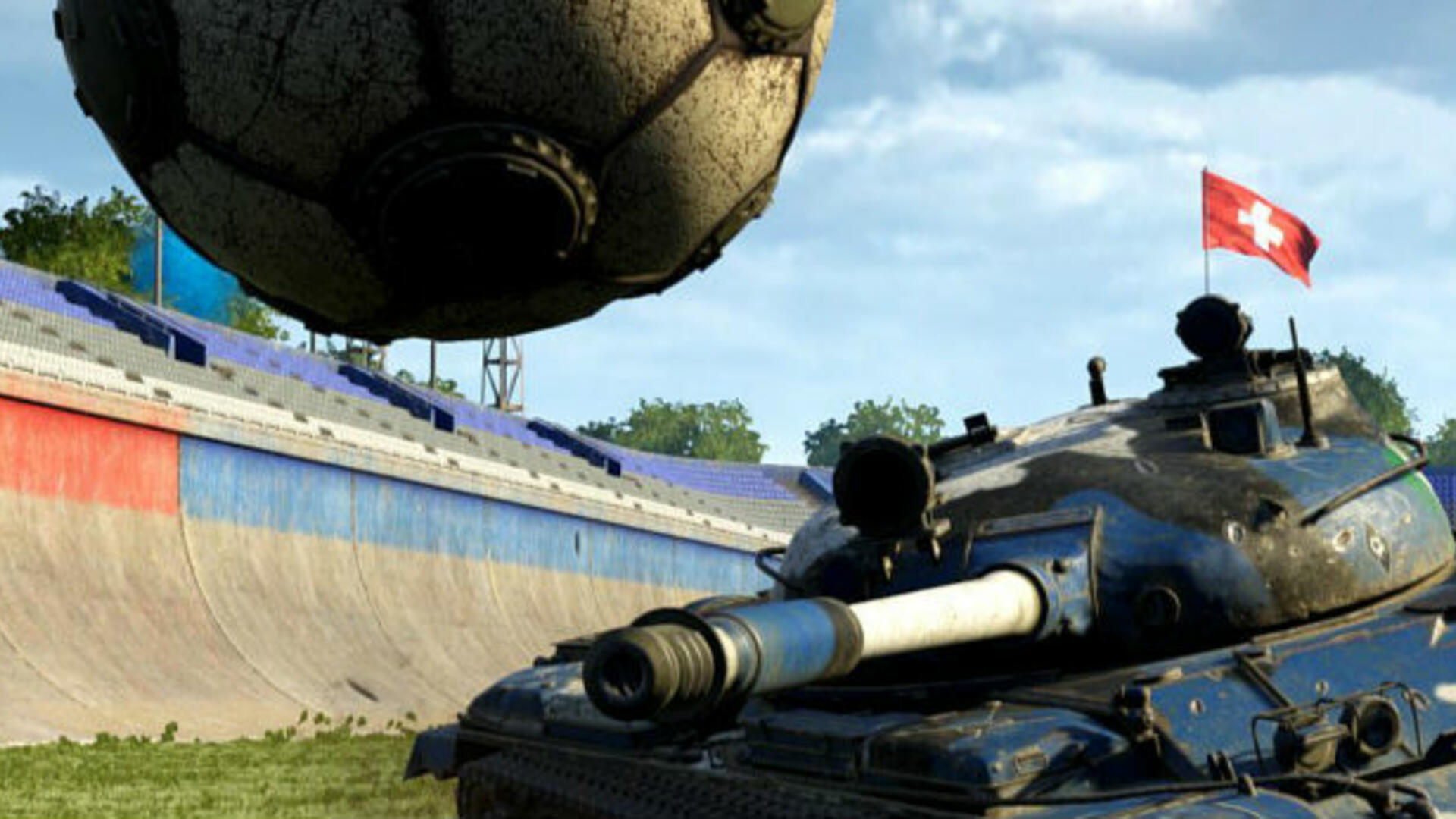 World Cup Fever Hits World of Tanks Thanks to New Soccer Mode