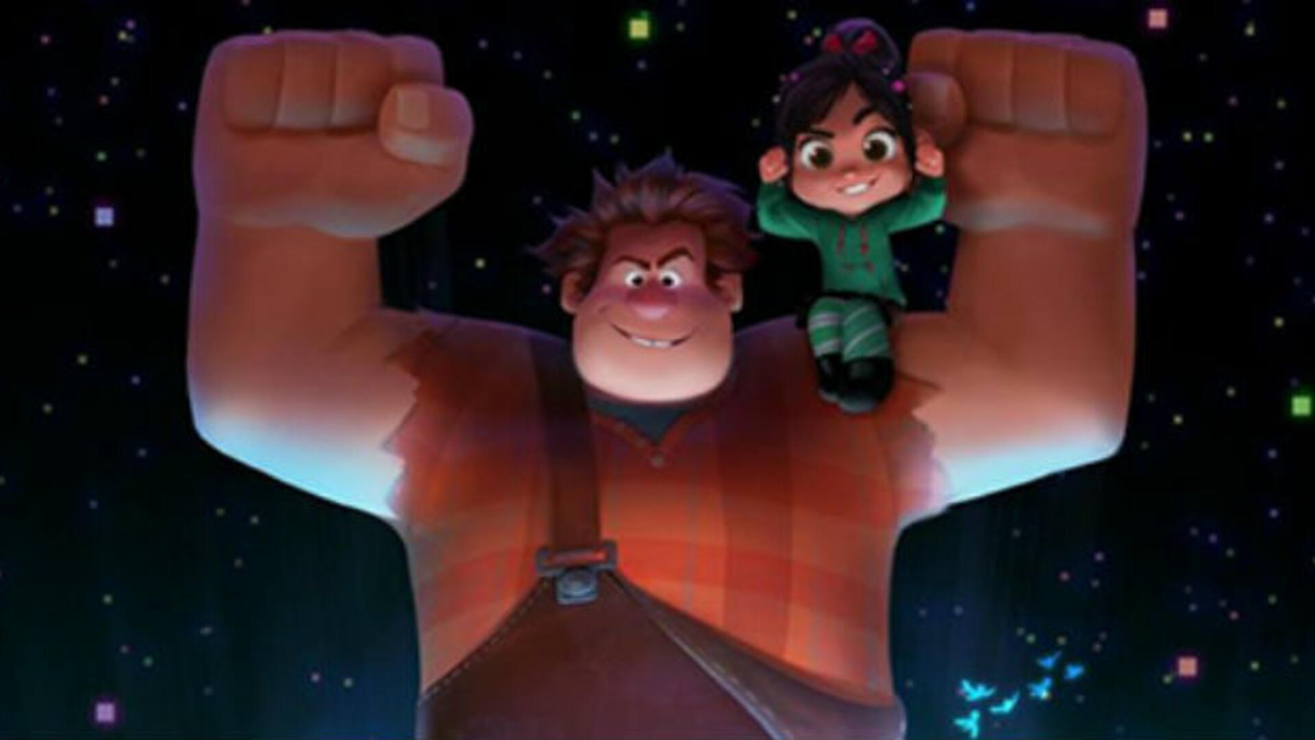 PUBG Gets a Nod in the Wreck-It Ralph 2 Trailer