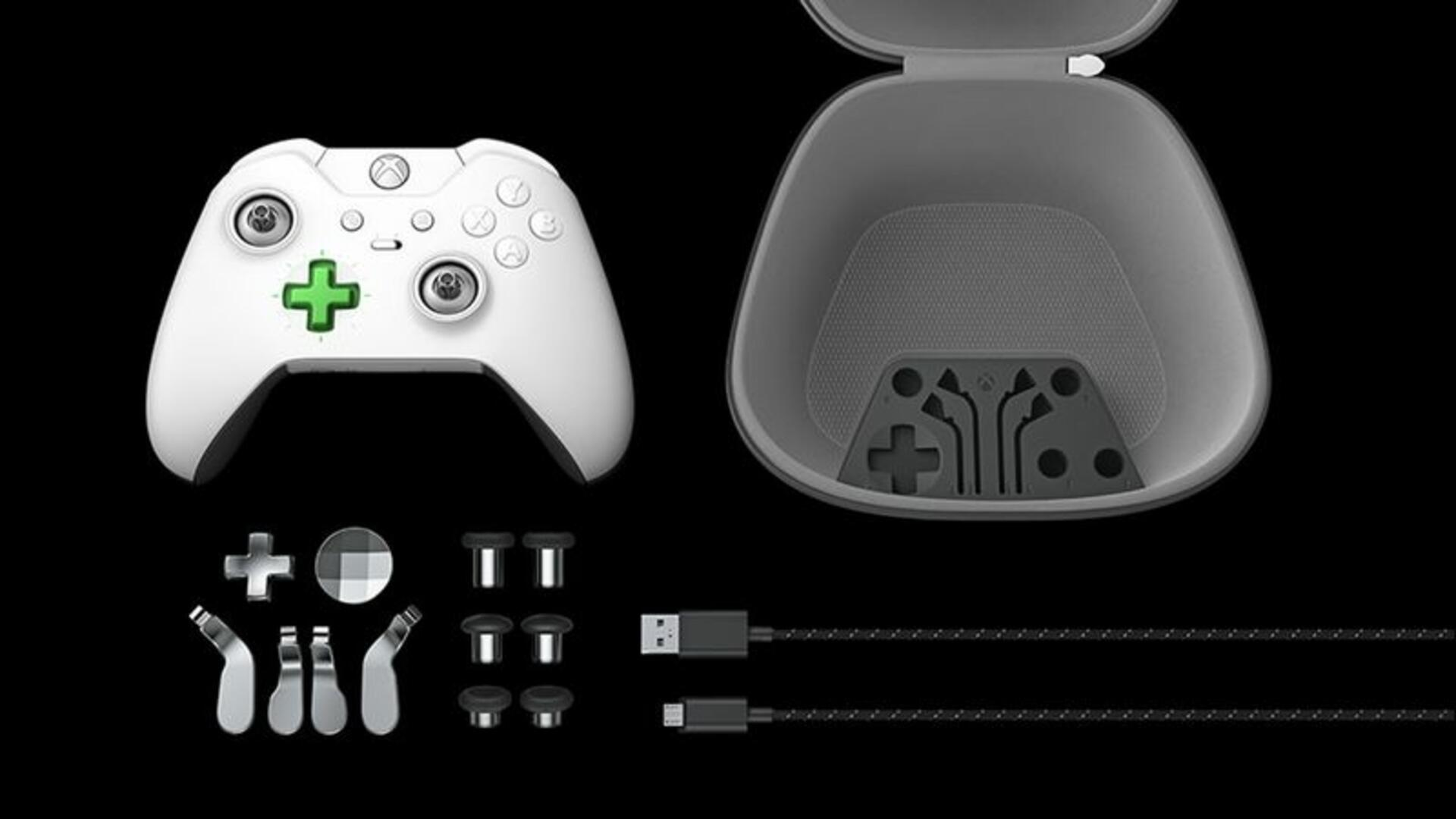 Special Edition White Xbox One Elite Controller - Pre Order, Release Date, Features, Price - Everything we Know