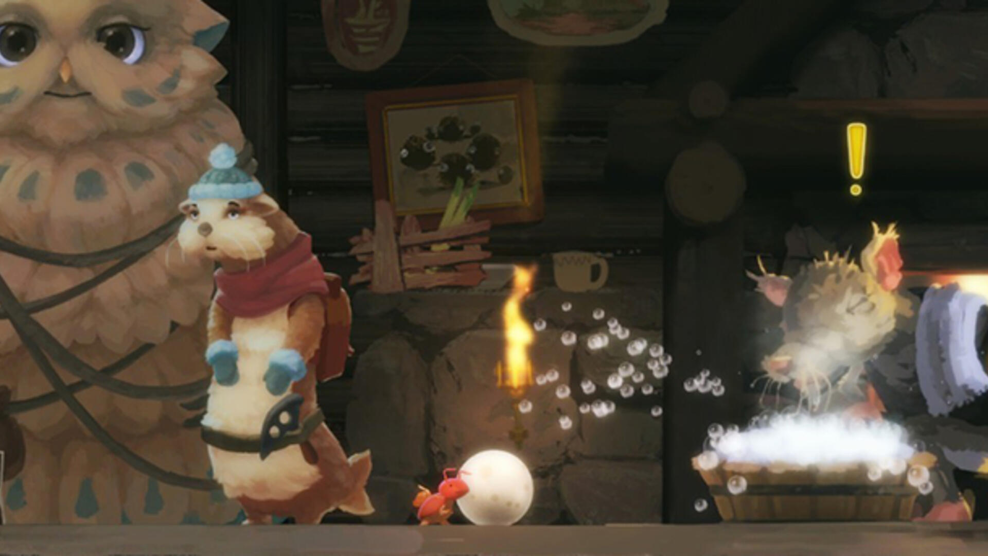 Amidst a Bleak Year, Yoku's Island Express Rolled its Way Into My Heart