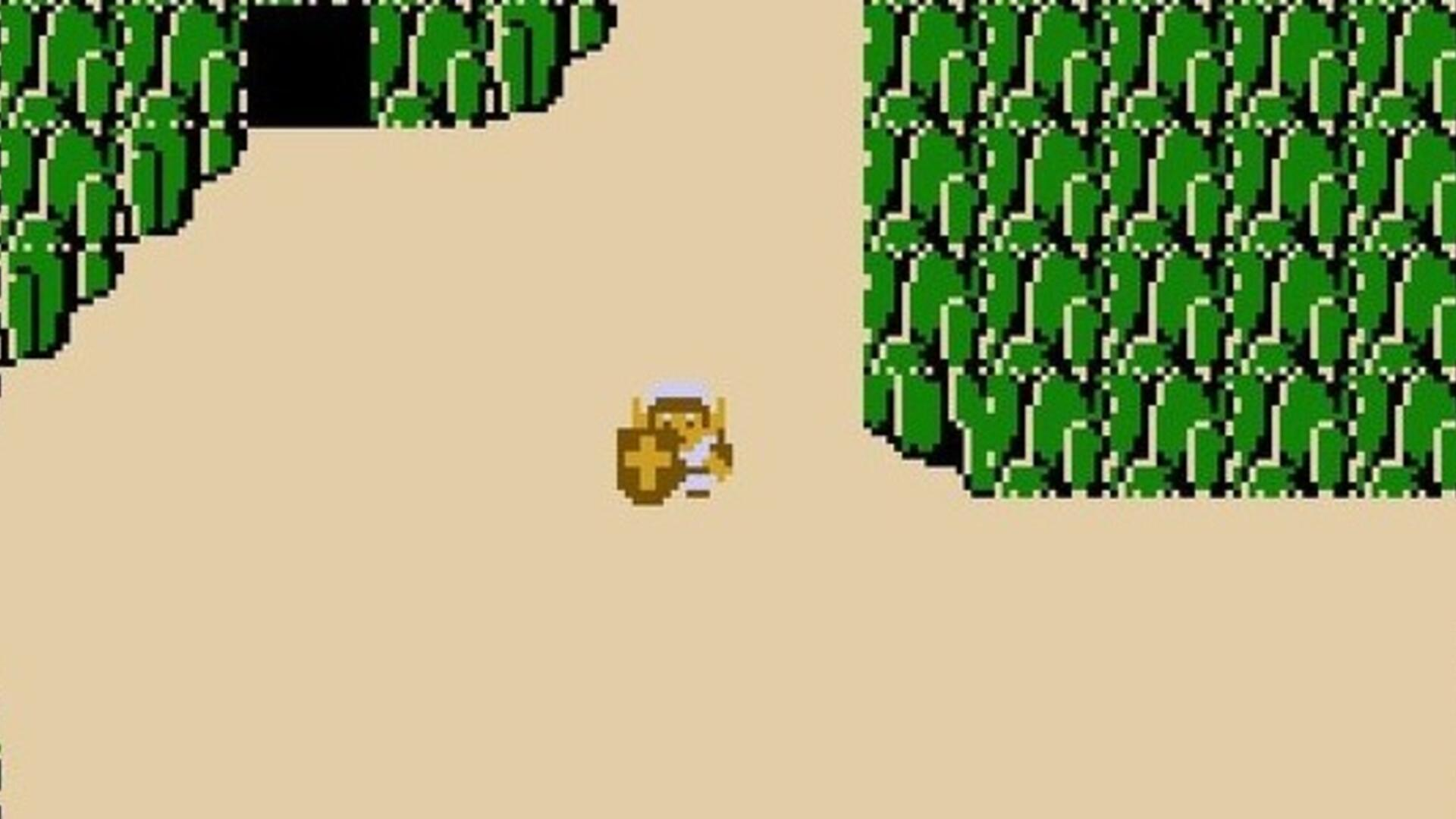 Easy 'ROM Hack' Version of The Legend of Zelda Added to