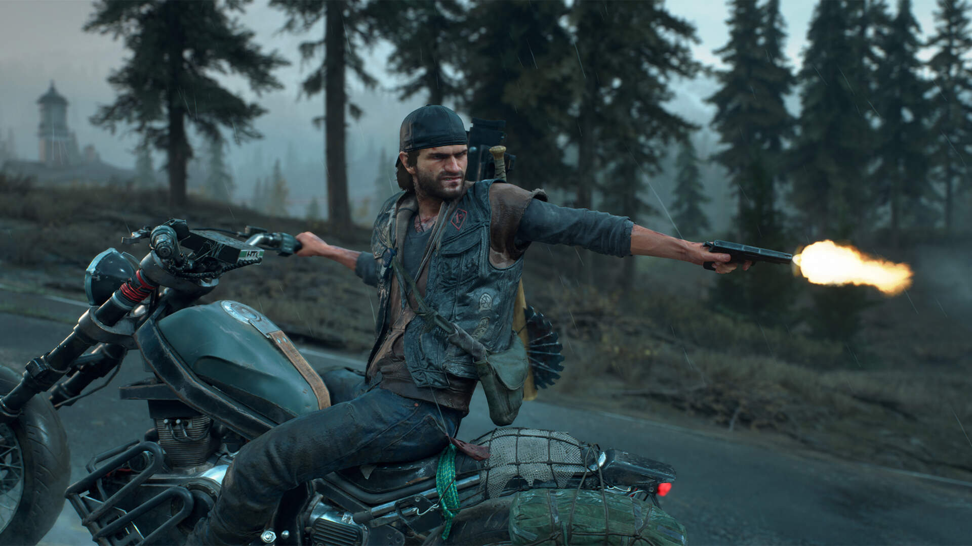 FEMA, Militias and Motorcycle Gangs: Days Gone's Apocalyptic Politics
