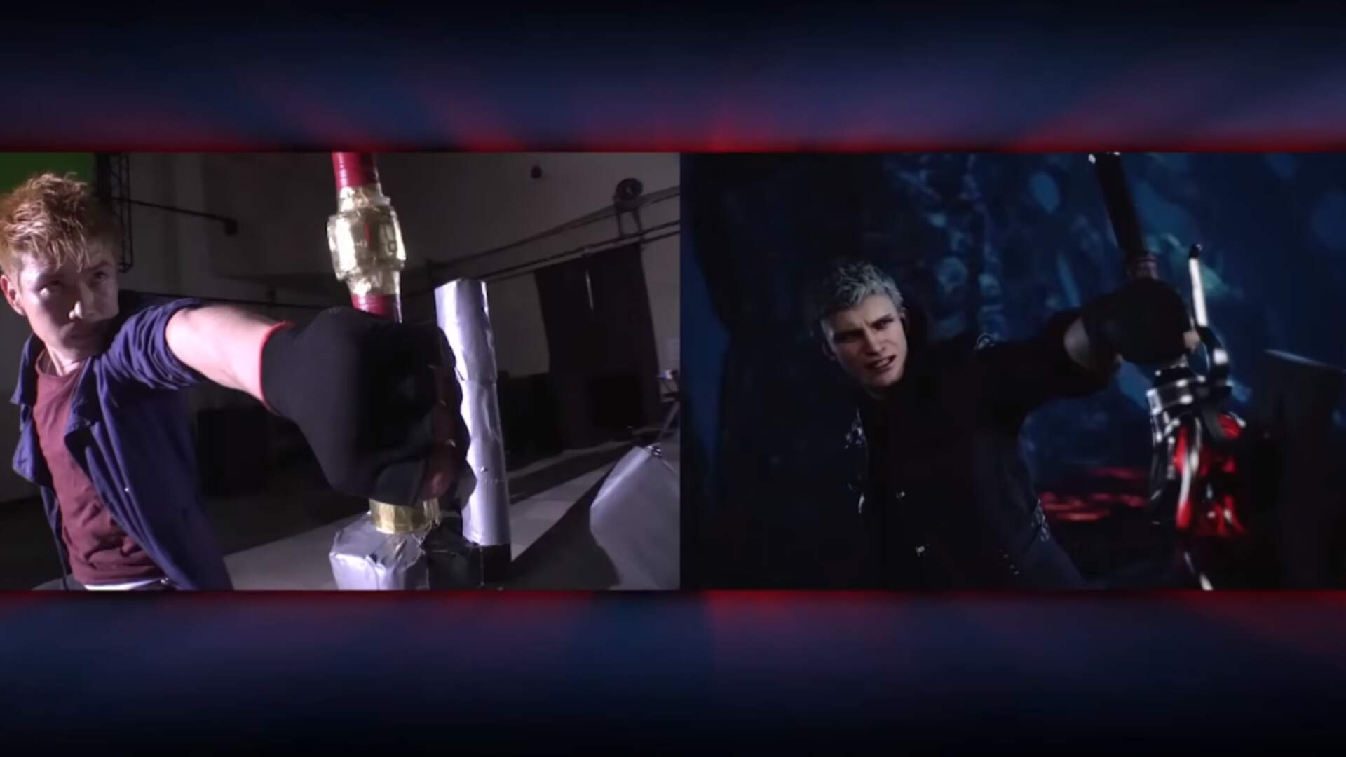 Devil May Cry 5's Cutscenes Can Be Replaced With a Live-Action Alternative