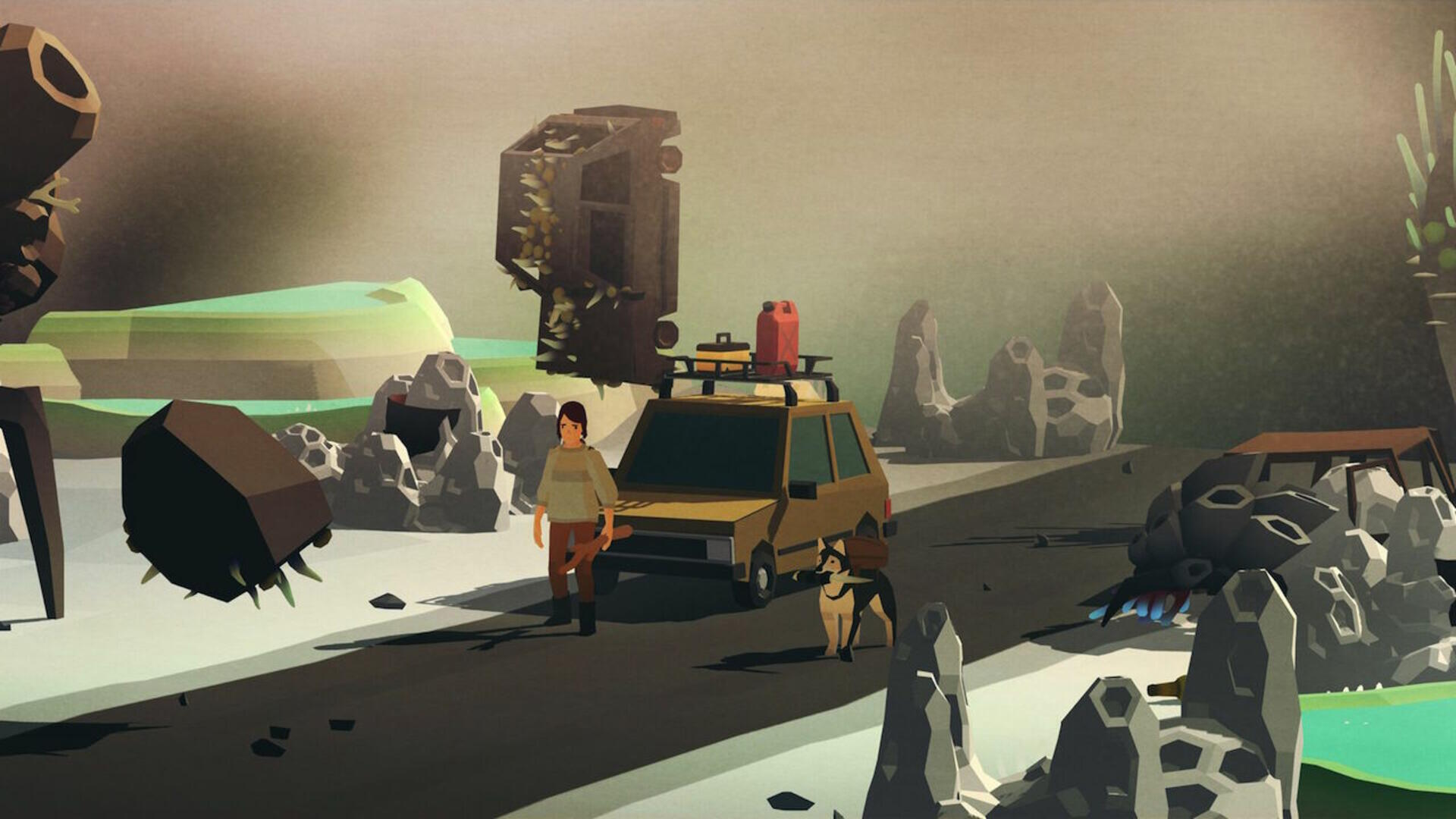 Finji's Overland Exits Early Access and Comes to Consoles in September