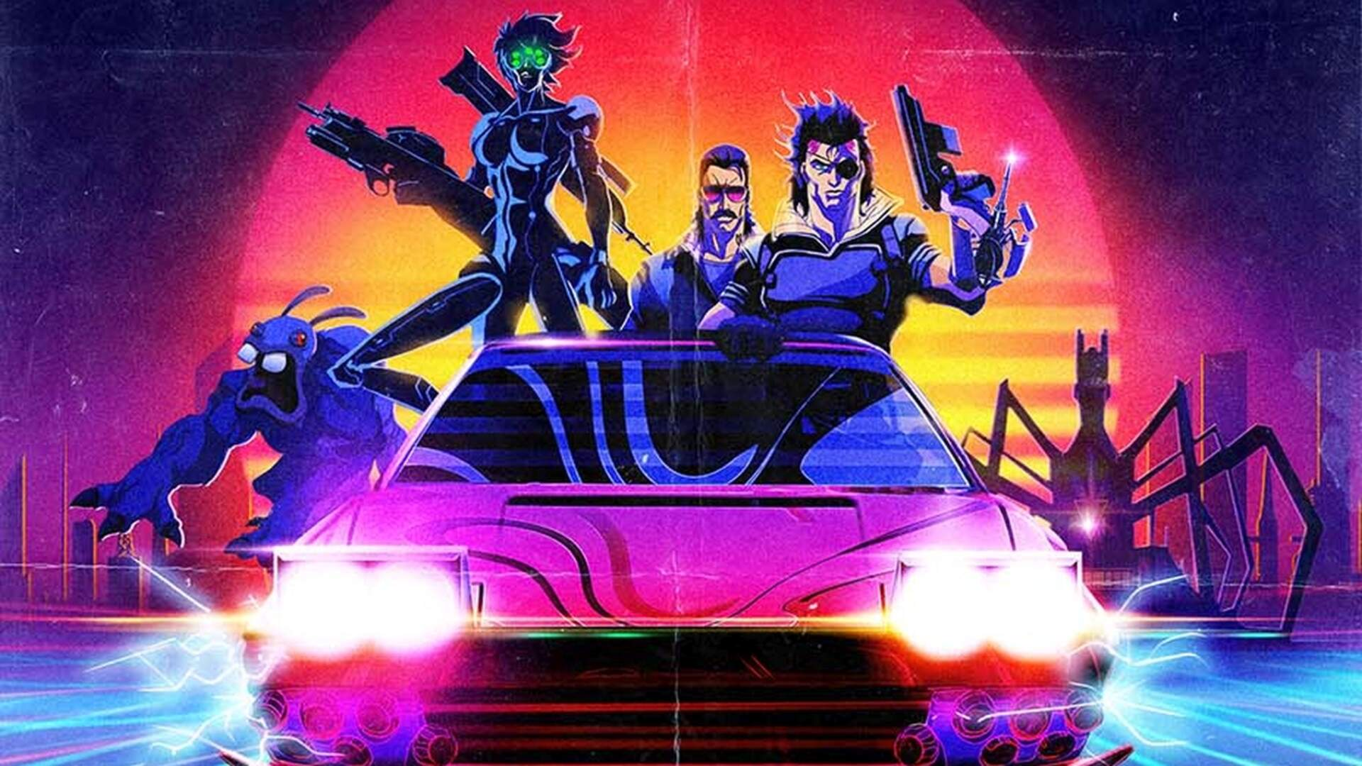 Watch Dogs, Far Cry 3: Blood Dragon, and More Set to Get Animated Series
