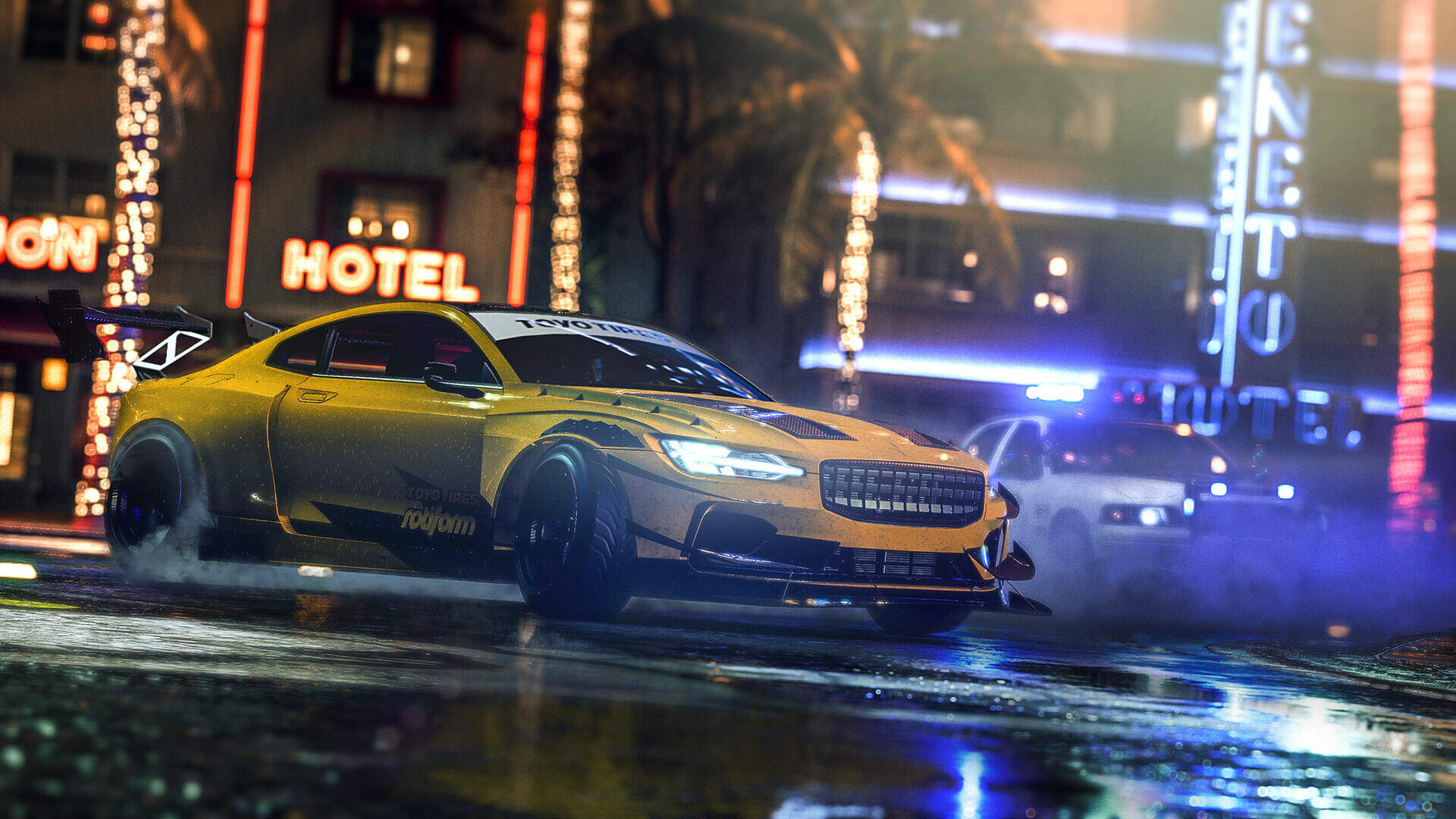 Need For Speed Heat Gets Crossplay in Final Update