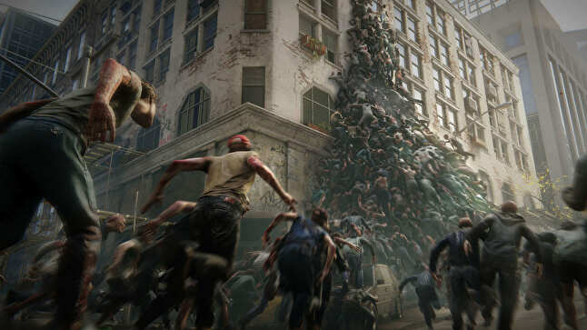 Saber hopes World War Z will do better when it doesn't have to fight hordes of competitors for visibility on Steam.