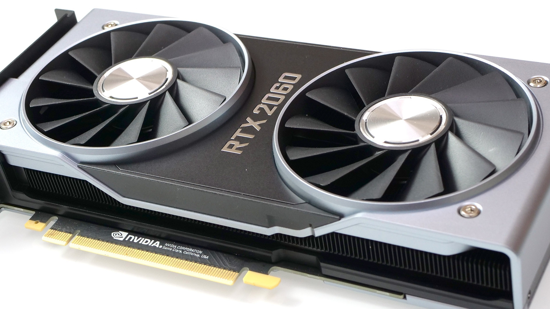 Nvidia GeForce RTX 2060: rasterisation performance analysis