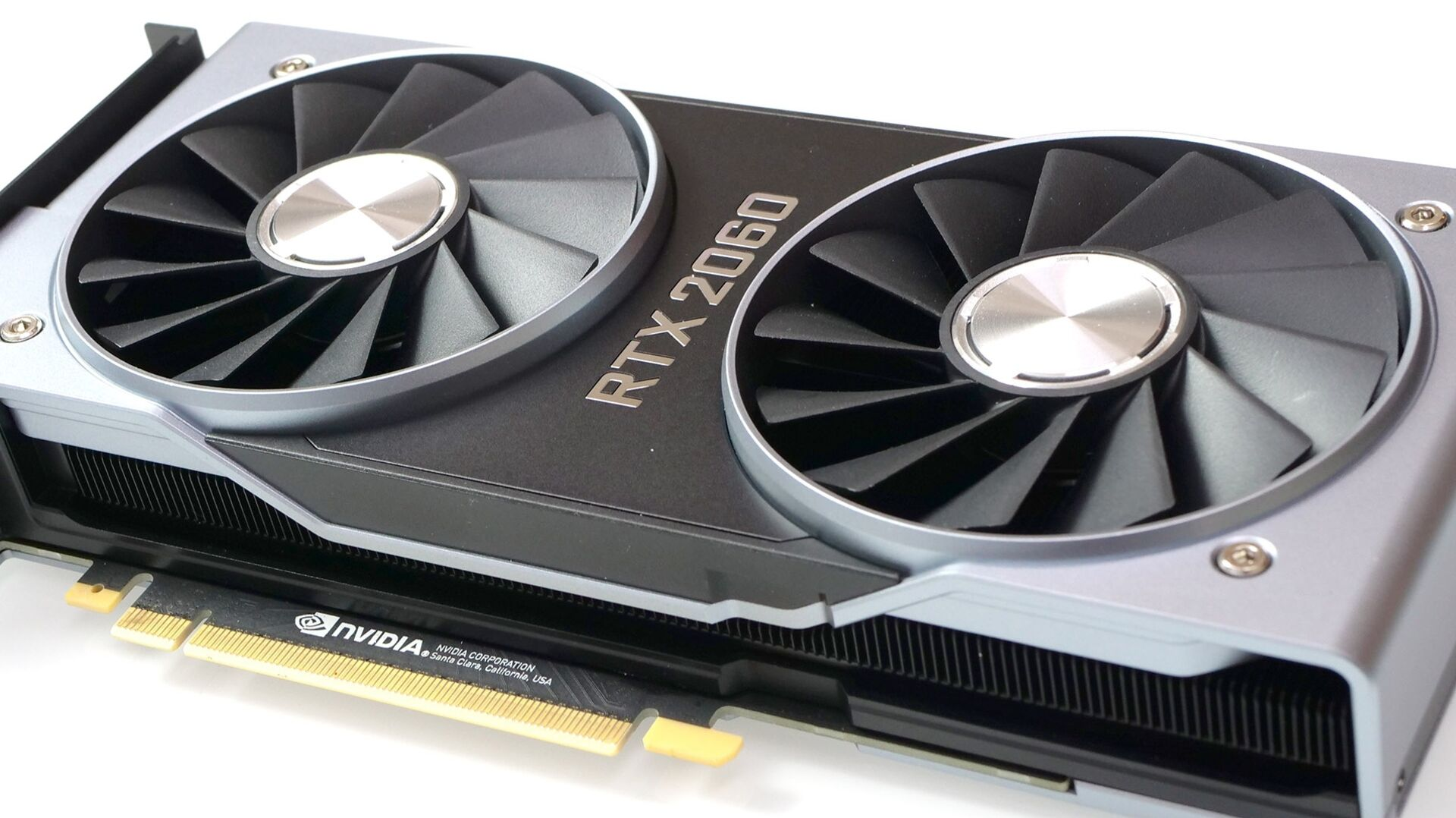 Nvidia GeForce RTX 2060: Ray tracing comes to the mainstream