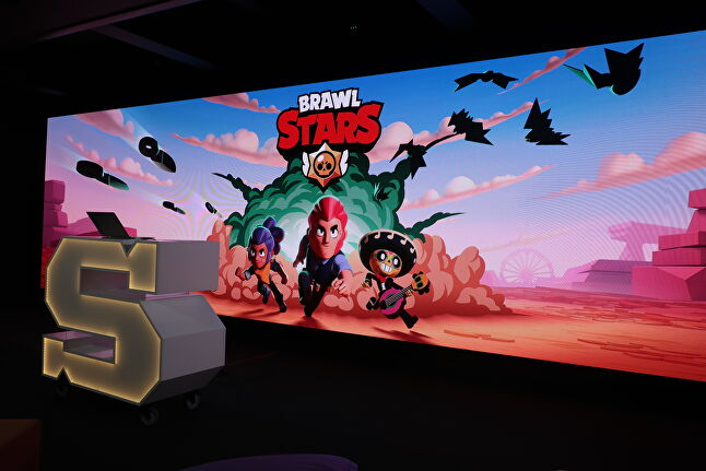 Supercell invited nearly one hundred content creators and community members to celebrate the launch of Brawl Stars at its Helsinki studio alongside the company's 200+ employees