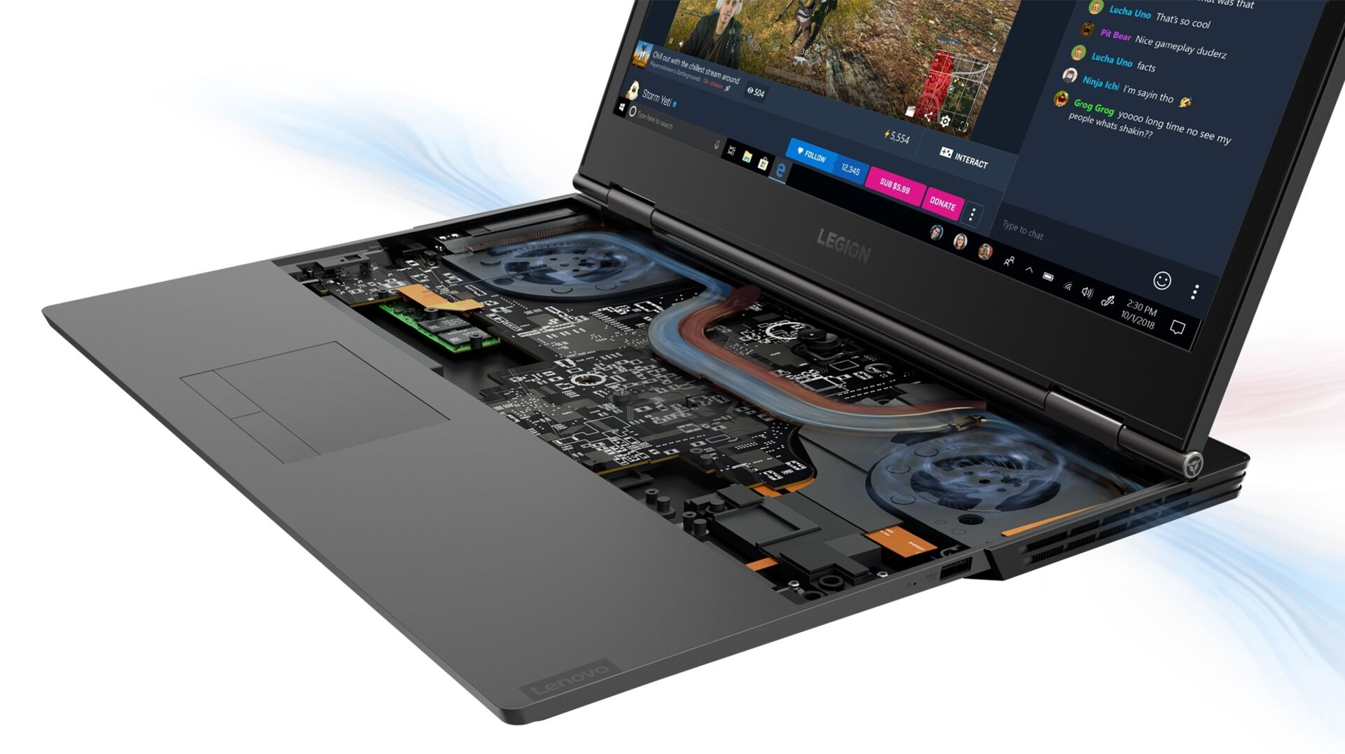 Best gaming laptops revealed at CES 2019: RTX graphics, 8th