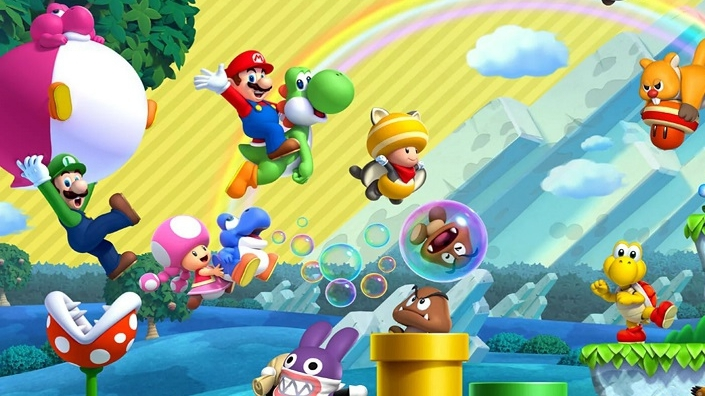 download super mario bros 3d world for pc
