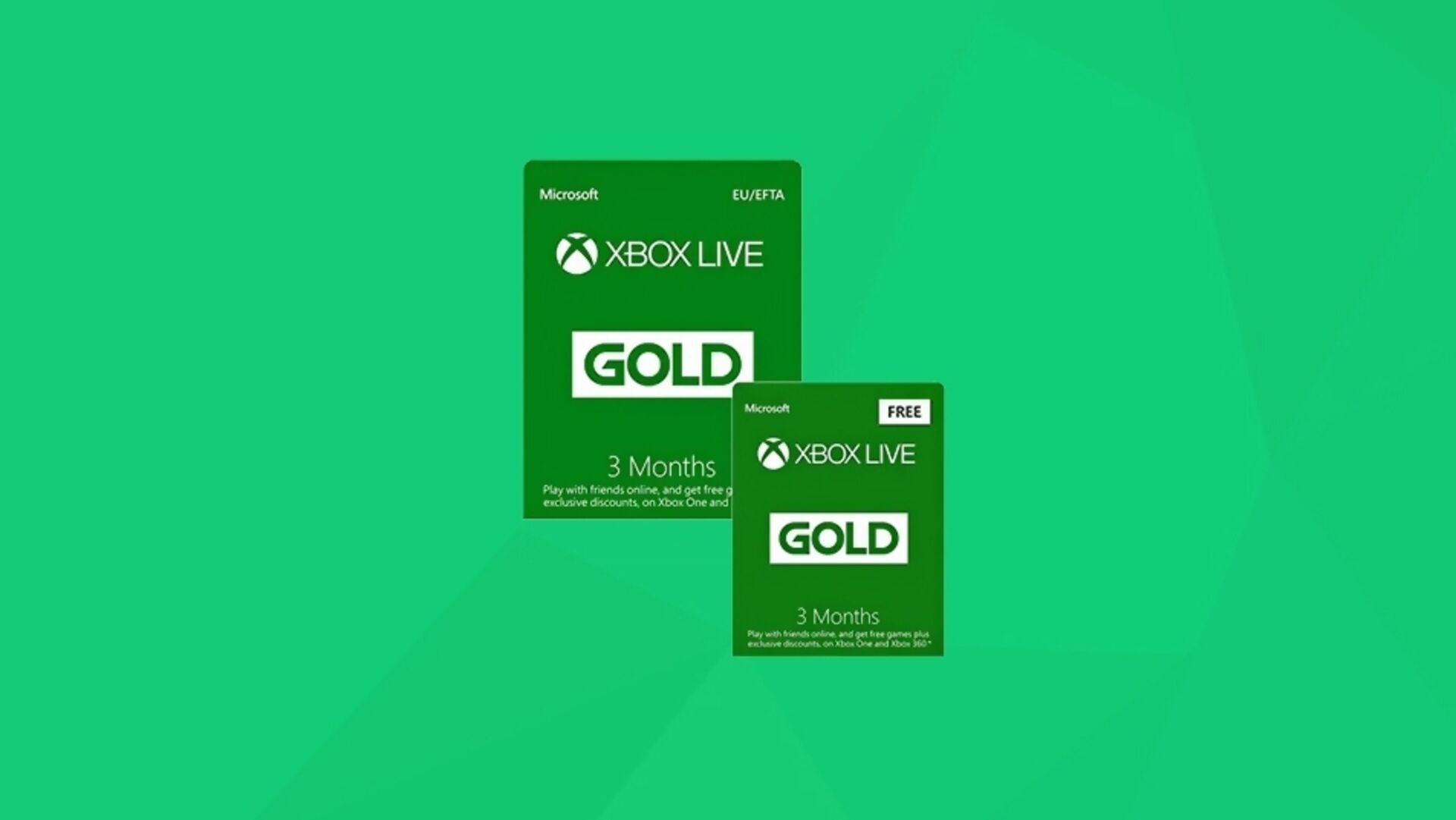 Get six months of Xbox Live Gold for £15 • Eurogamer net
