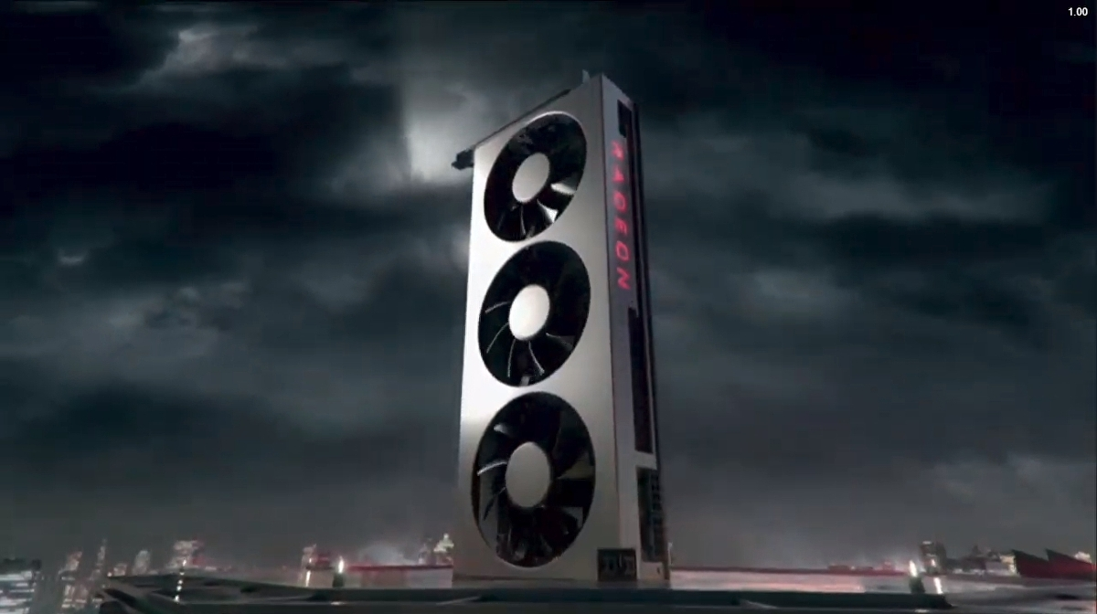 AMD announces Radeon 7 graphics card with 16GB VRAM at CES 2019
