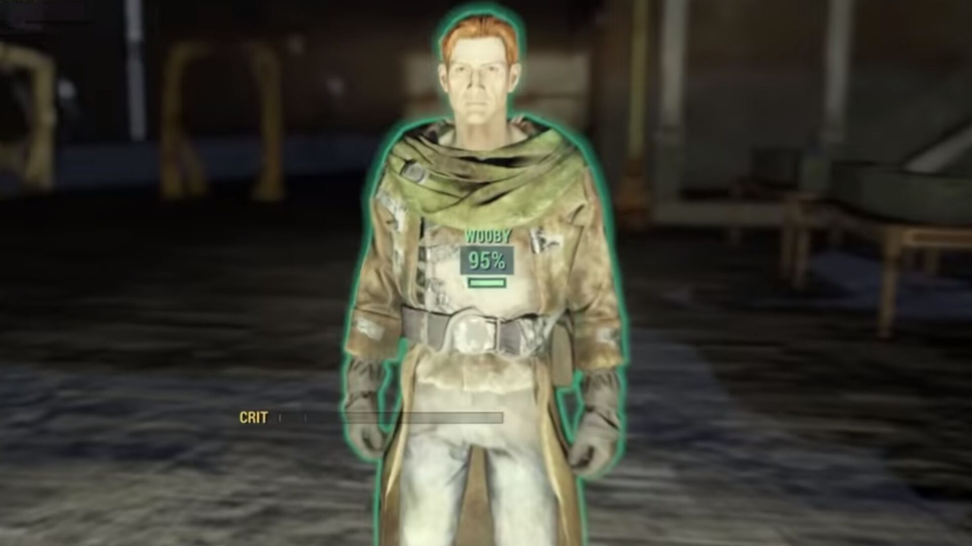 Fallout 76 players are nabbing unreleased items from a secret