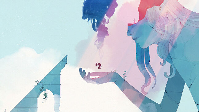 Conrad Roset's art makes Gris one of the most beautiful indie games of recent years