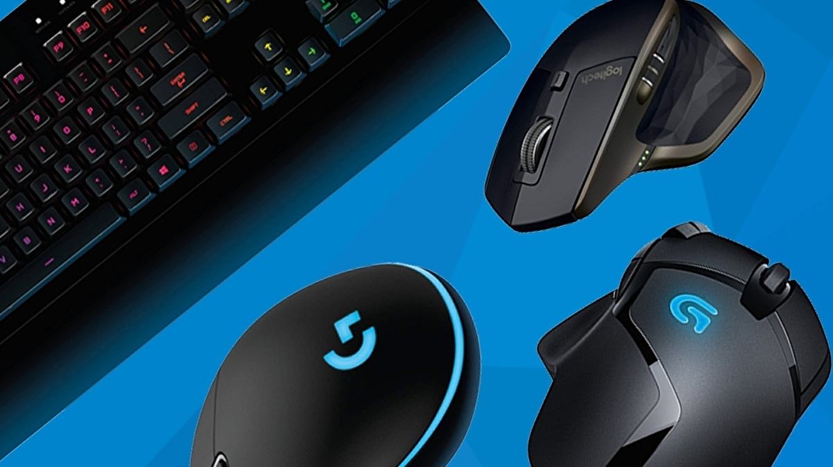 d51bcd8f644 Logitech gaming accessories reduced by over 50% • Eurogamer.net
