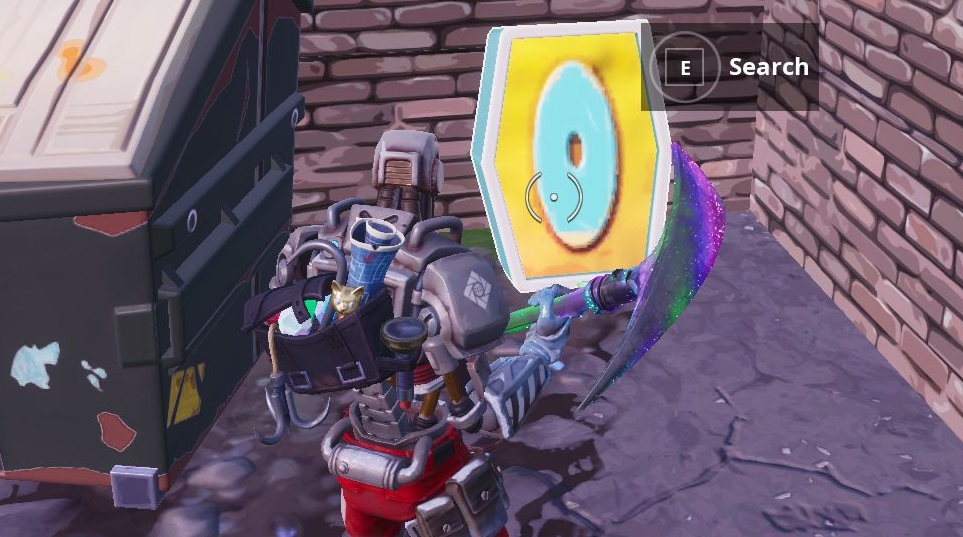 fortnite letter locations o near pleasant park s in wailing woods m in dusty visit n under frozen lake and retail row noms locations eurogamer net - fortnite letter of pleasant