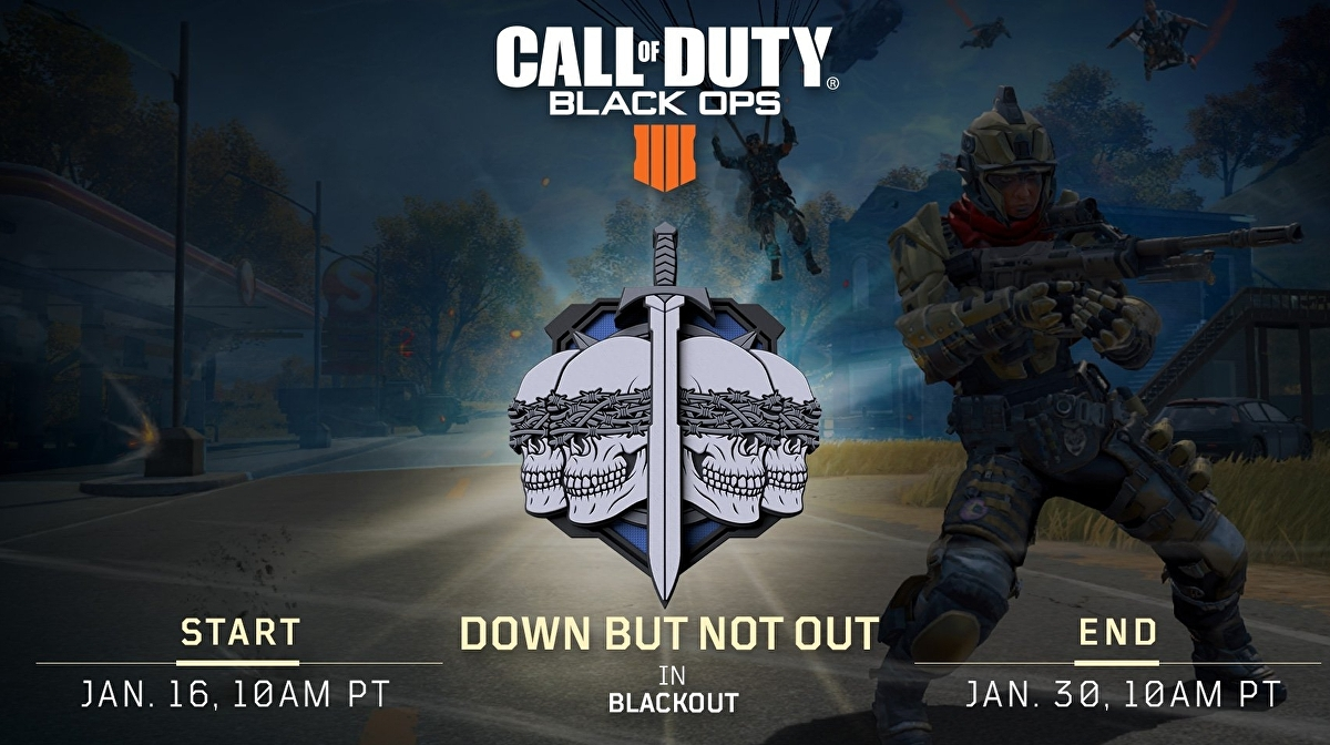 Call of Duty: Black Ops 4 Blackout gets respawn mode for the first