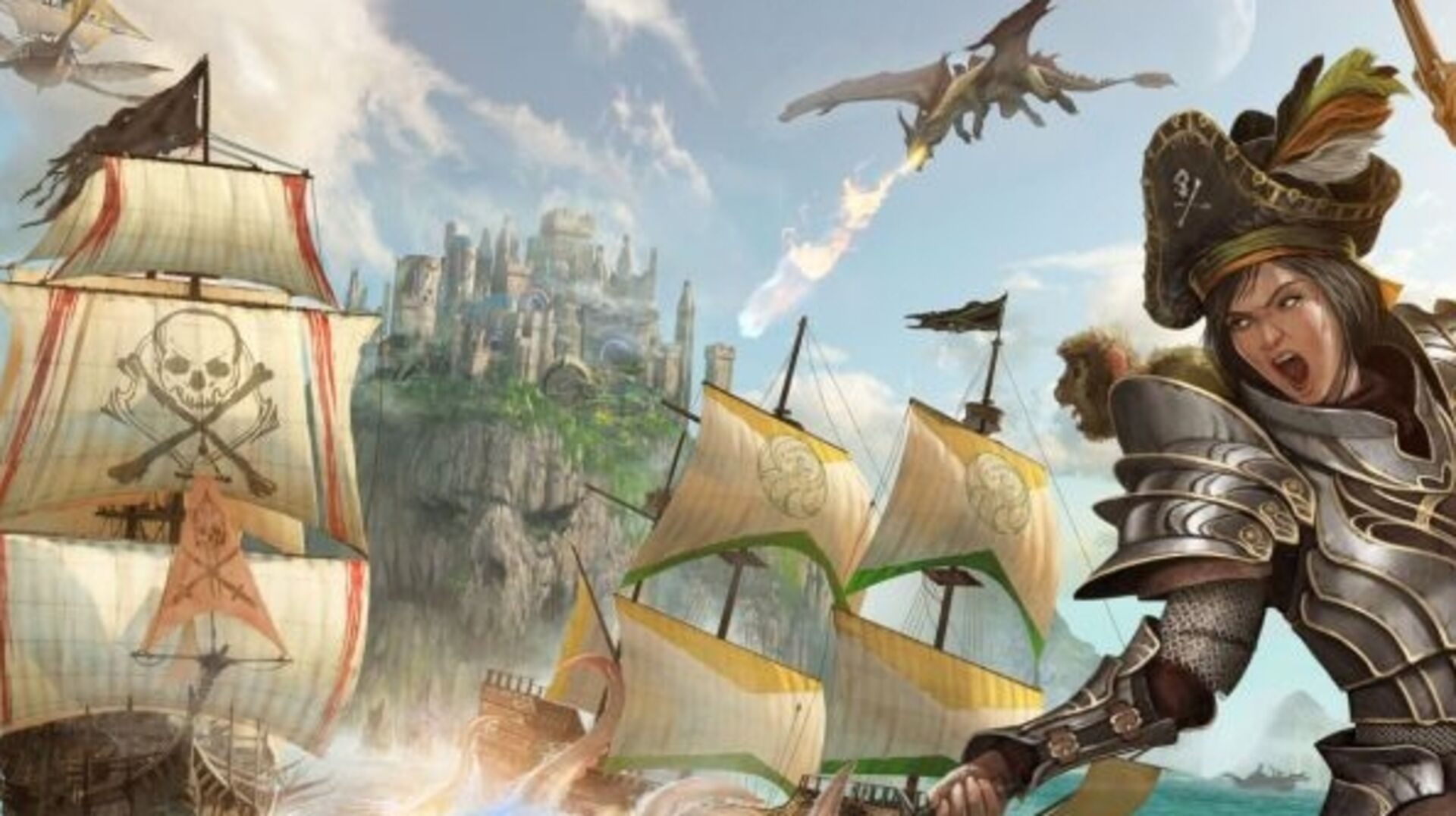 Ark dev's pirate MMO Atlas goes offline after cheaters spawn