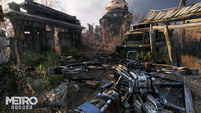The sombre tone of Metro Exodus' post-apocalyptic story should help it stand out from other titles arriving this February