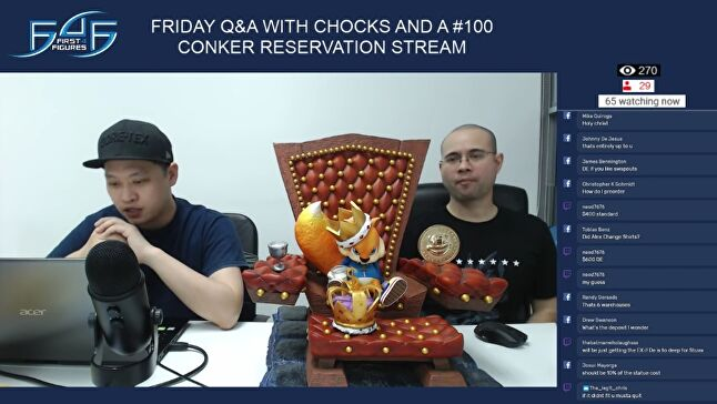 The 100th First 4 Figures livestream episode