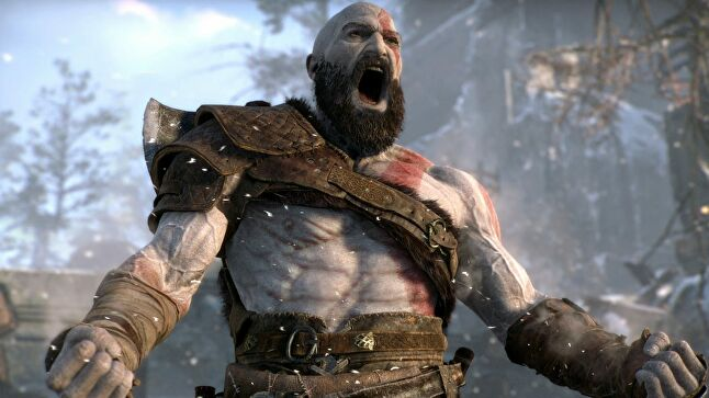 Casting for Sony Santa Monica's God of War lasted for more than 2,600 person hours
