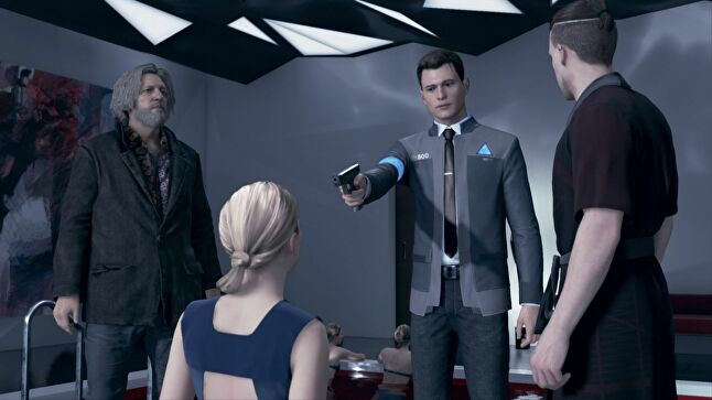Detroit: Become Human was a hit with Chinese livestreamers, indicating there's high demand for Quantic Dream's brand of storytelling in the East