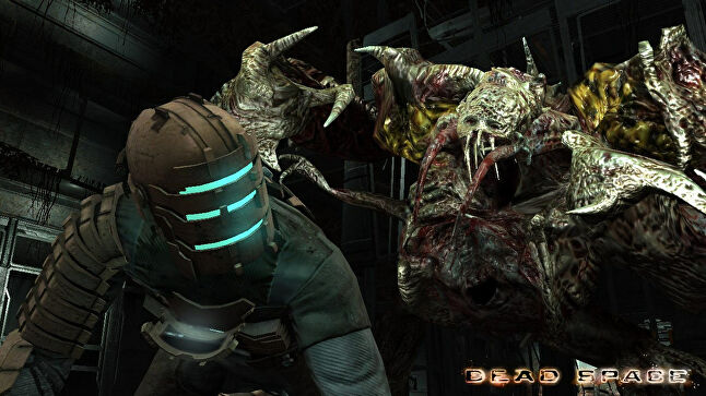 Dead Space was a great game made by quality people plus fat that an economic recession thankfully gave EA an excuse to trim
