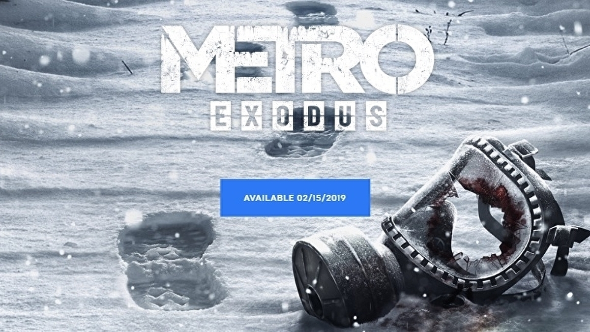Fallout from Metro Exodus Epic Games store exclusivity gets messy