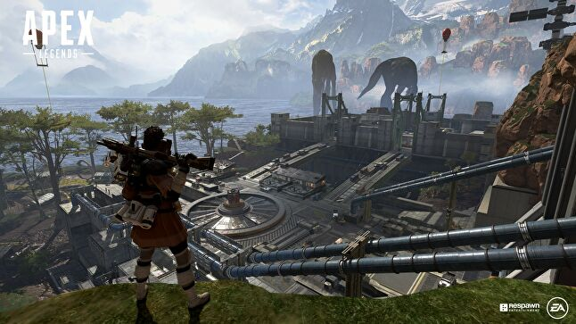 Respawn felt a full PR campaign for Apex Legends would not have gone well