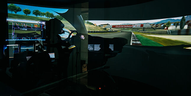 McLaren Shadow Project centres around racing in complex and realistic simulators - but it starts with ordinary mobile, PC and console games