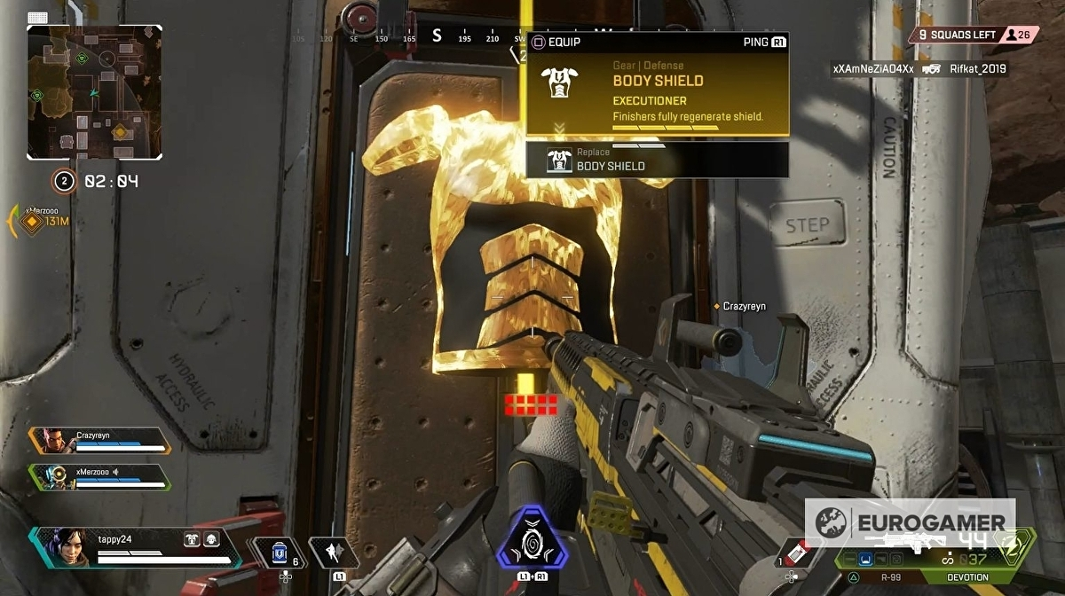 55 Apex Legends tips, tricks, and little known features • Eurogamer net