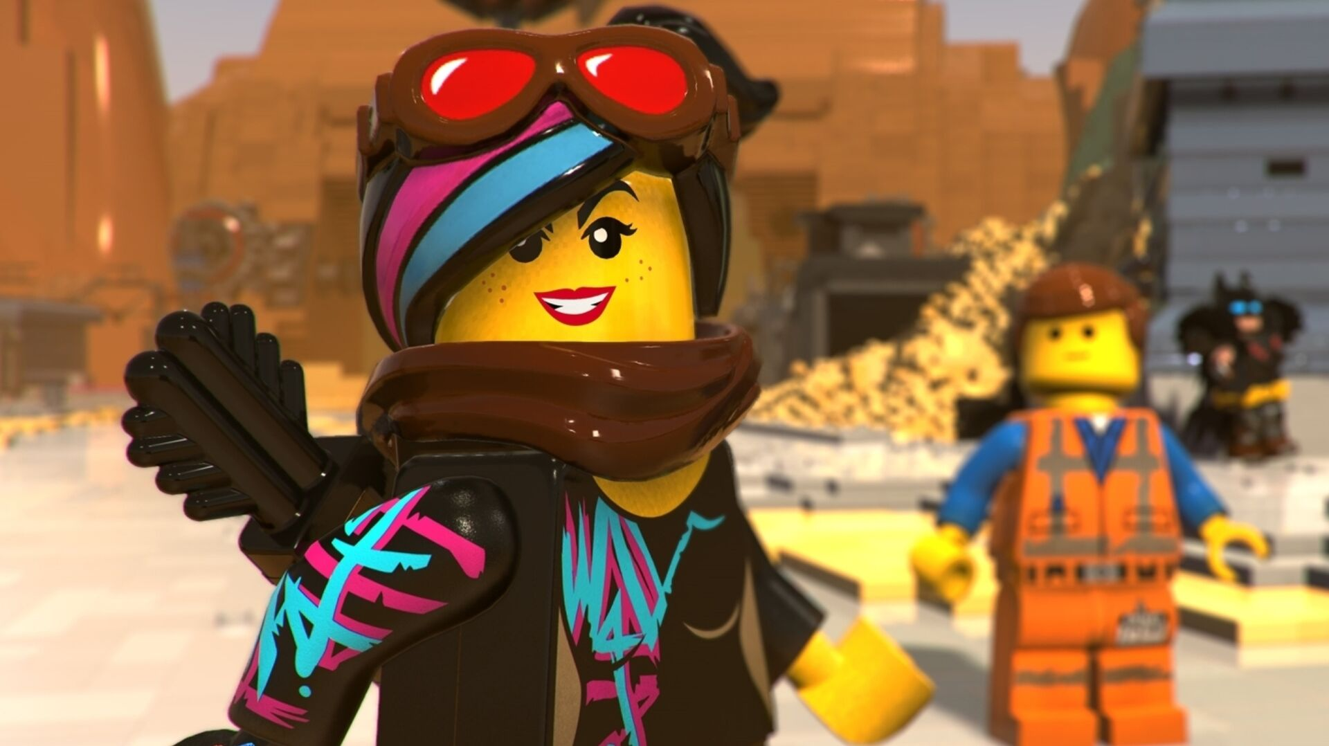 The Lego Movie 2 Game Is A Bit More Than A Game Of The Film Eurogamer Net
