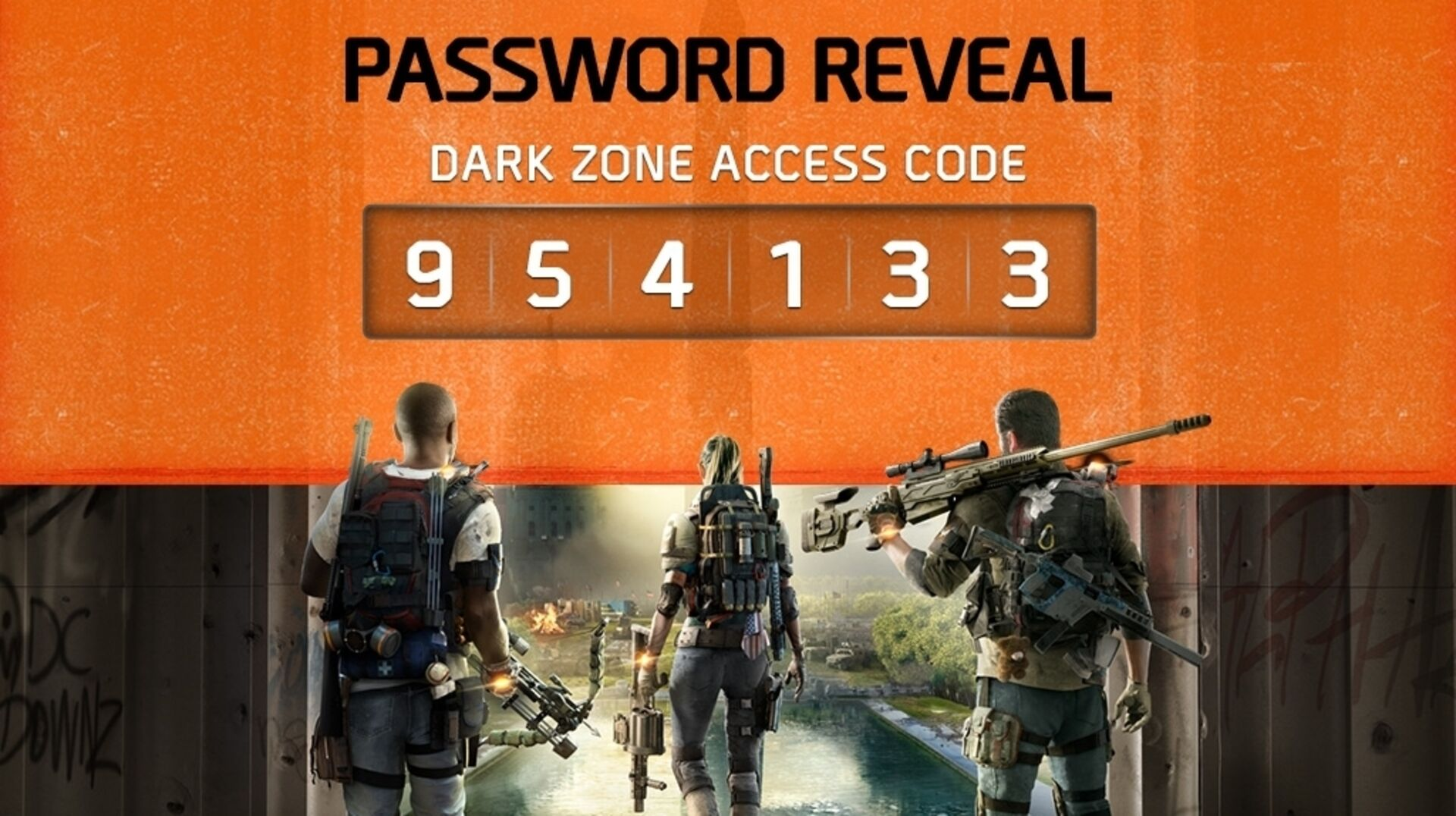 We've got 3000 keys for this weekend's Division 2 beta to give away