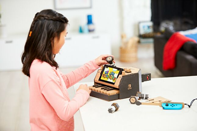 Nintendo Labo is far more complex than the Wii, taking a completely different approach to reaching more casual gamers