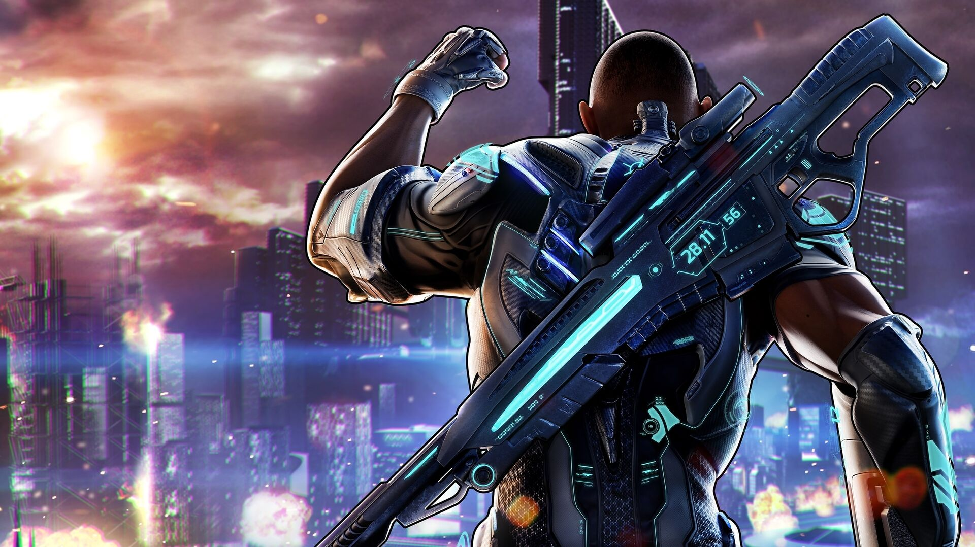 Crackdown 3 tech analysis: a console classic reborn