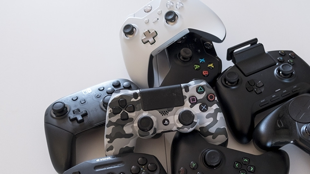 Best PC controller 2019: the Digital Foundry buyer's guide to
