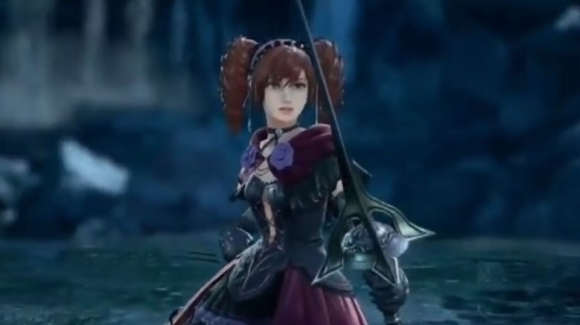 Amy Is The Next Dlc Character For Soulcalibur 6 Eurogamer Net
