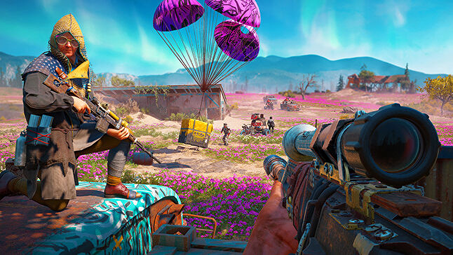 Ubisoft has tried to balance making New Dawn a satisfying sequel for fans of Far Cry 5, but also a prime entry point for newcombers