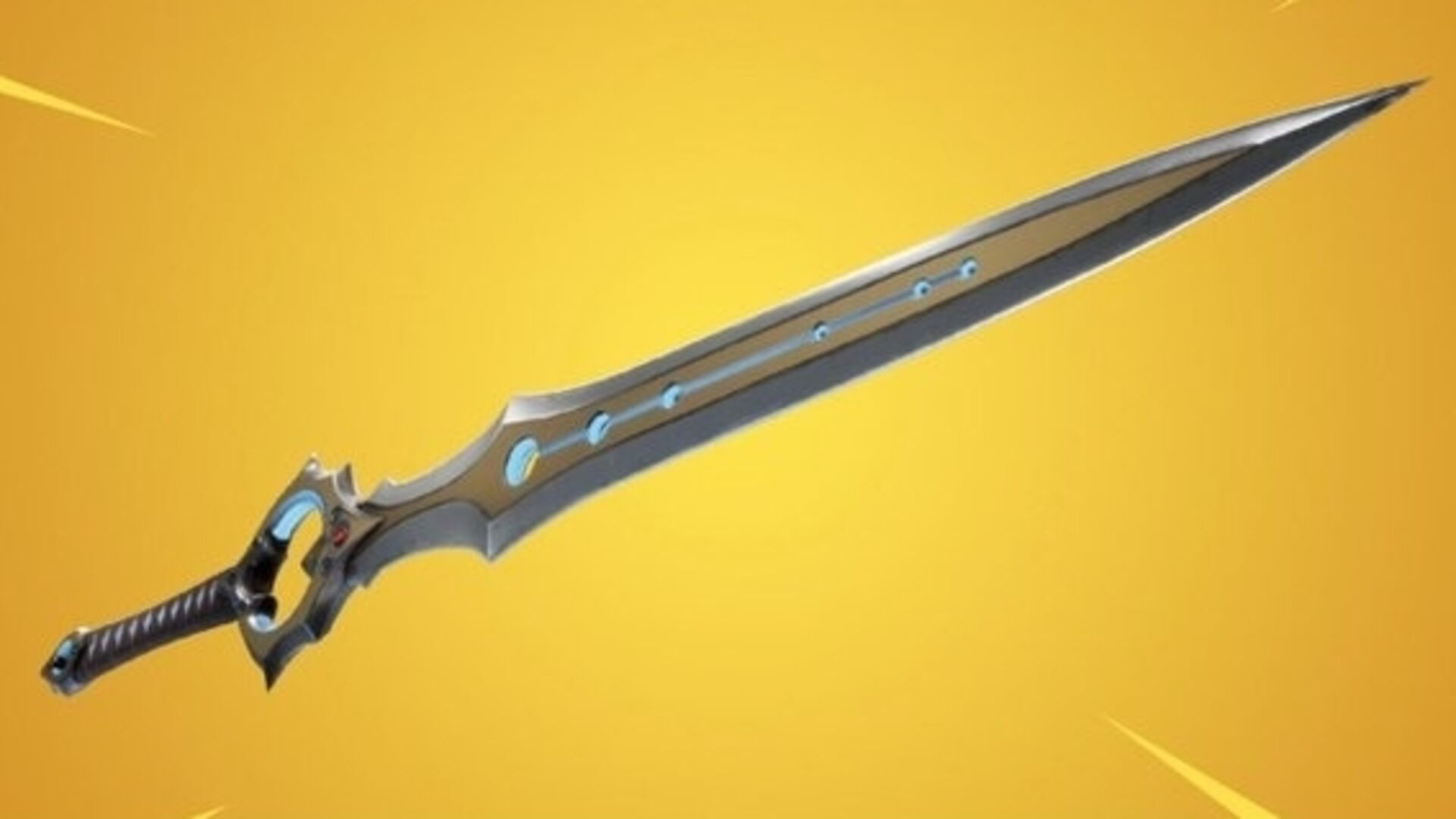 Fortnite's dreaded Infinity Blade sword is back • Eurogamer net