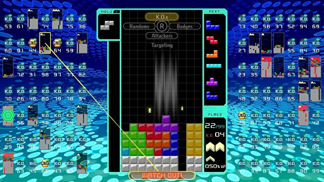 Tetris 99 has become a reason to subscribe to Nintendo Switch Online