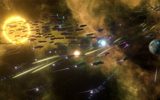 Paradox will make further strides into console this year with games like Stellaris